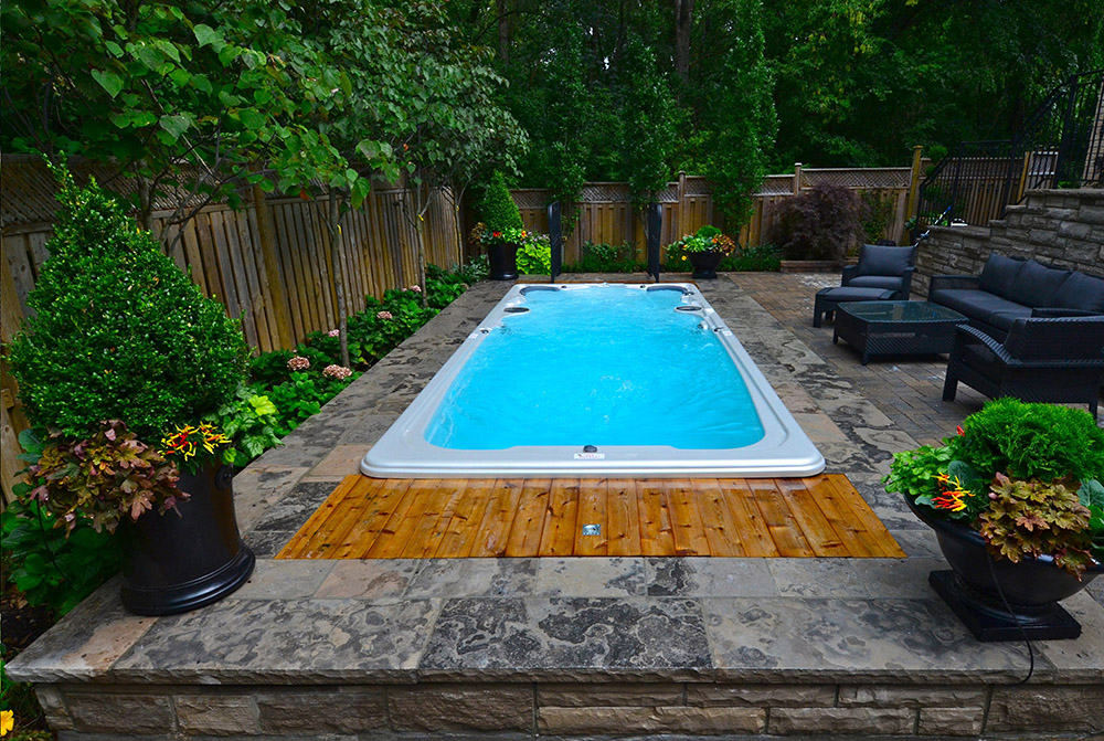 Solar Swim Orangeville Pools And Hot Tubs